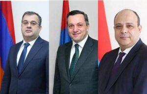 ԱԳ նախարարի տեղակալներն ազատվեցին պաշտոնից. Պաշտոնական