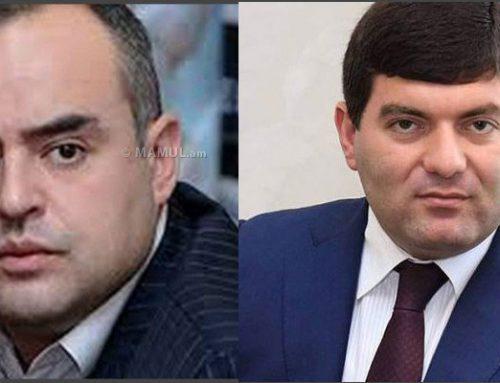 ԱԱԾ-ն որոշել է խուզարկել Մասիսի քաղաքապետի առանձնասենյակը և բնակարանը․ Աթանեսյան