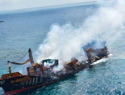 Շրի Լանկայում կոնտեյներներ փոխադրող նավի խորտակումը զգալի վնաս է հասցրել մոլորակին. ՄԱԿ