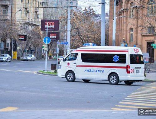 Ողբերգական դեպք՝ Երևանում. էլեկտրահարված վիճակում Այրվածքաբանության կենտրոն տեղափոխված 12-ամյա տղան մահացել է, իսկ 11-ամյա տղան գտնվում է ծայրահեղ ծանր վիճակում