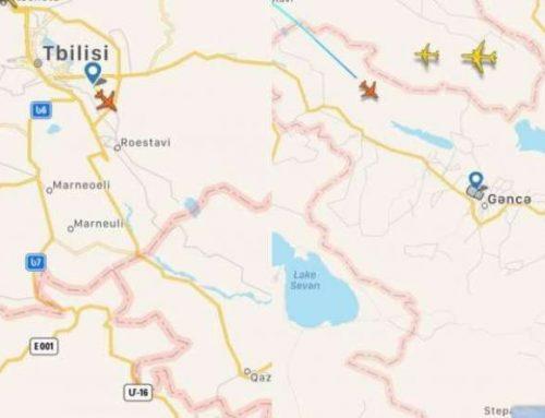 ՀՀ կառավարական ինքնաթիռը այս պահին ուղևորվում է Բաքու. Hraparak.am