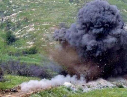 Ակնայում ականի պայթյունից ադրբեջանցի է մահացել