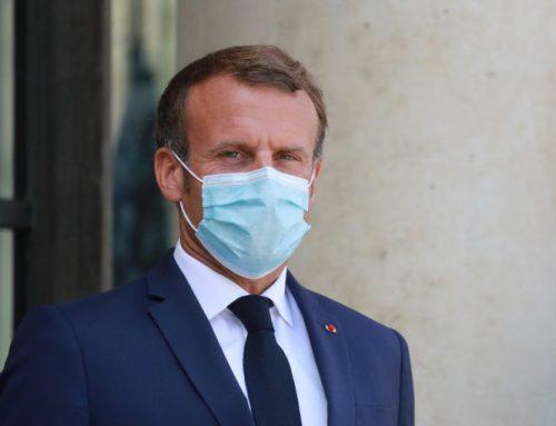 Մակրոնը մեկնաբանել է Ֆրանսիայում կորոնավիրուսի տարածումը կանխելուն ուղղված քայլերի դեմ լայնածավալ ցույցերը