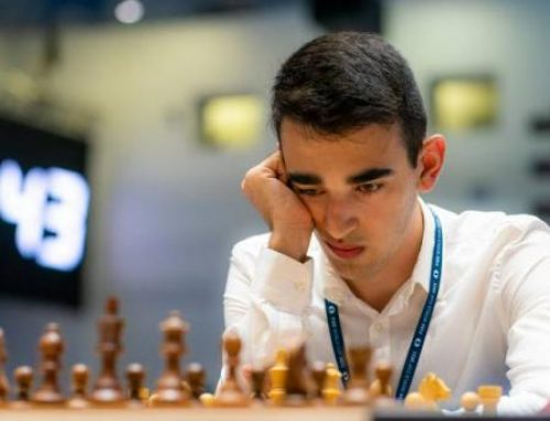 Հայկ Մարտիրոսյանը պարտվեց աշխարհի գավաթի խաղարկության 1/8 եզրափակչի երկրորդ խաղում