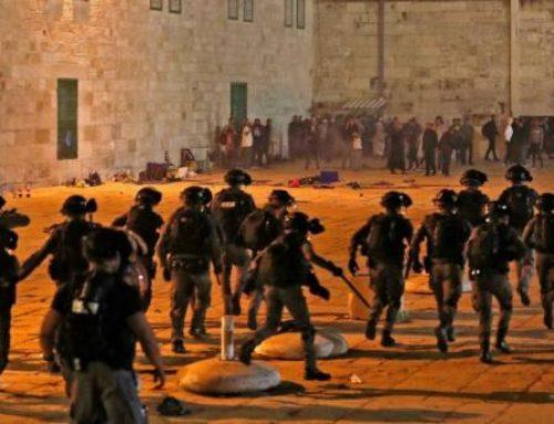 Իսրայելի ոստիկանության հետ բախումների հետևանքով տուժել է 211 պաղեստինցի