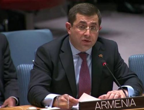Ադրբեջանի ագրեսիվ գործողությունները ՀՀ-ի հանդեպ զուգորդվում են տարածքային պահանջներով, ռազմական գործողությունների սպառնալիքով, ատելության խոսքով. ՄԱԿ-ում ՀՀ ներկայացուցիչը՝ ԱԽ նախագահողին