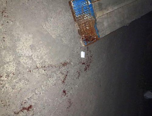 Լուսանկարներ գիշերը Գորիսում հնչած կրակոցներից