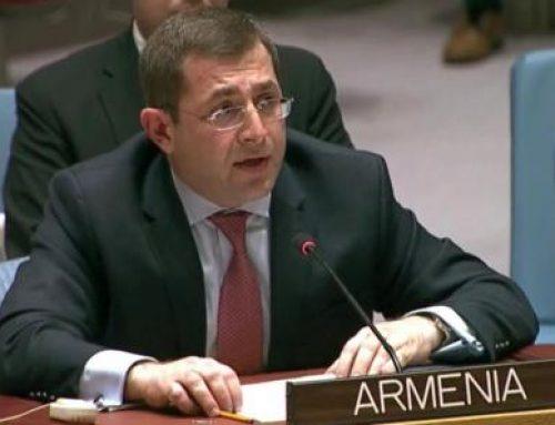 Մհեր Մարգարյանը ՄԱԿ-ի ԱԽ նախագահին նամակով ներկայացրել է Ադրբեջանի քայլերը