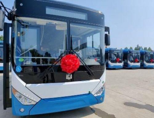 Մեր պատվիրած 211 ավտոբուսներն այսօր Չինաստանի Լյաոչեն քաղաքի գործարանից ուղևորվեցին դեպի Շանհայի նավահանգիստ. Մարության