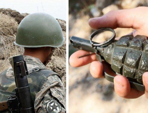 Գեղարքունիքում հետ գրավված դիրքում հայ զինվորին գտել են նռնակը ձեռքին՝ պատրաստ պայթեցնելու. Փաստինֆո