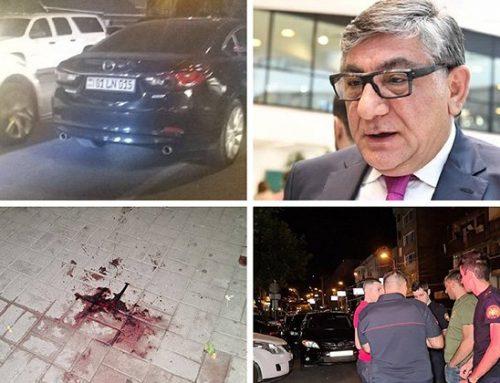 «Բաղնիքի Արման»-ին դանակահարել են․ նոր մանրամասներ Ամիրյան փողոցում հնչած կրակոցներից