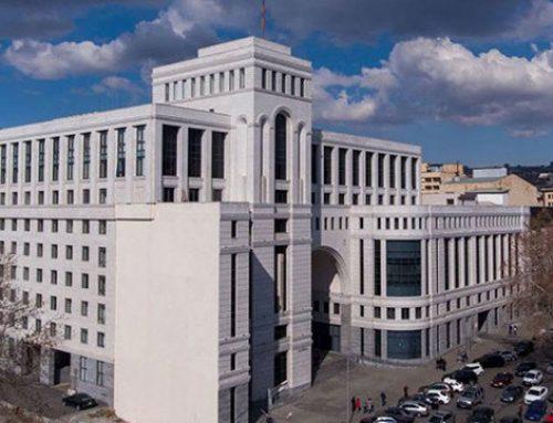 Ադրբեջանի կողմից գերիների վերադարձման գործընթացի ամբողջական ավարտը կարող է կառուցողական միջավայր ստեղծել նոյեմբերի 9-ի հայտարարության հետևողական իրականացման մասով. ՀՀ ԱԳՆ