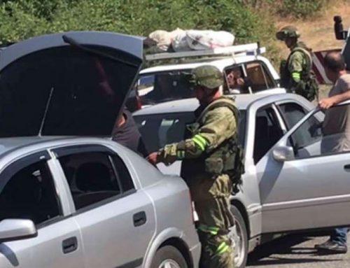 Խաղաղապահները մեկ շաբաթում ապահովել են ավելի քան 2000 ավտոմեքենայի անվտանգ մուտքը ԼՂ