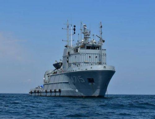 Սև ծովում 6 երկրների ռազմածովային ուժերի մասնակցությամբ զորավարժություն է անցկացվում