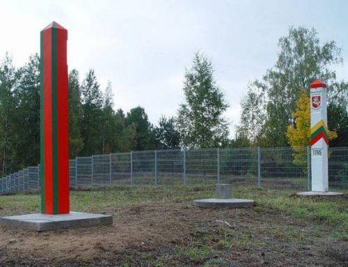 Լիտվան Բելառուսի հետ սահմանին կկառուցի փշալարերով պատված 4 մետրանոց պատ
