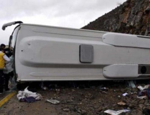 Թուրքիայում զբոսաշրջիկներով ավտոբուսը շրջվել է․ կա երեք զոհ