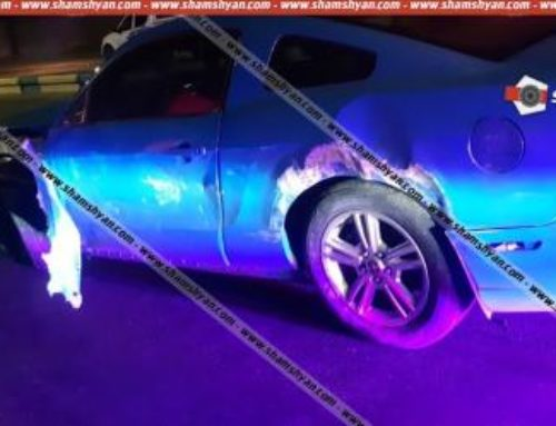 Երևանում 26-ամյա վարորդը «Ford»-ով բախվել է բետոնե արգելապատնեշին, ապա՝ էլեկտրասյանը
