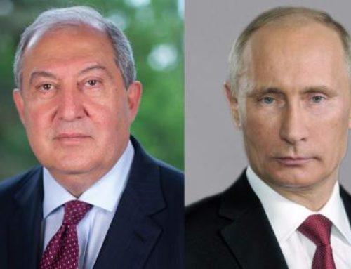 Պետդումայի ընտրությունը ցույց տվեց, որ ռուսաստանցիները աջակցում են Ձեր անշեղ կուրսին