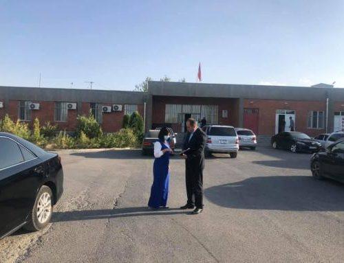Թագուհի Թովմասյանն այցելել է «Արմավիր» ՔԿՀ. պատգամավորը հանդիպել է դատապարտյալների հետ