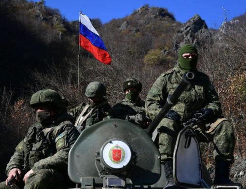 Նոյեմբերի 23-ից սկսած՝ Արցախում չպայթած զինամթերքից մաքրվել է 2290,25 հա տարածք, 683 կմ ճանապարհ, 1937 շենք. ՌԴ ՊՆ