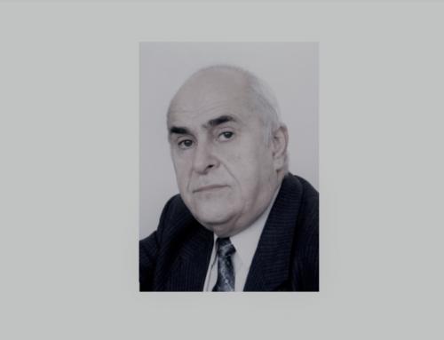 Կյանքից հեռացել է ՀՀ գիտությունների ազգային ակադեմիայի ակադեմիկոս Էդվարդ Չուբարյանը