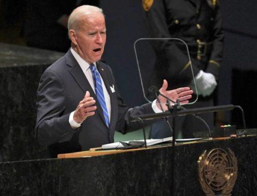Բայդենը ՄԱԿ-ի ամբիոնից հայտարարել է, որ Միացյալ Նահանգները փակել է անվերջ պատերազմների դարաշրջանը