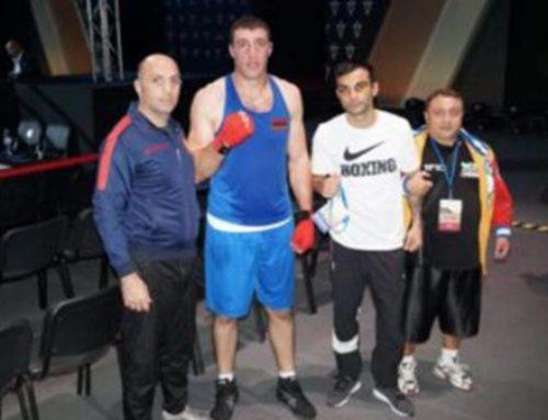 Բռնցքամարտ. Հայաստանի հավաքականը երկու մեդալ նվաճեց բանակայինների ԱԱ-ում
