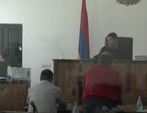 Արմեն Չարչյանին գրավի դիմաց ազատ արձակելու հարցով որոշումը կհրապարակվի այսօր. դատարանը հեռացավ խորհրդակցական սենյակ