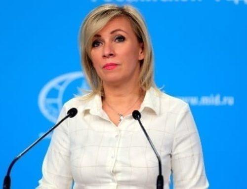 Զախարովա. Ռուսաստանը ադրբեջանա-թուրքական զորավարժությունների հետ կապված իր դիրքորոշումը հասցրել է Բաքվին