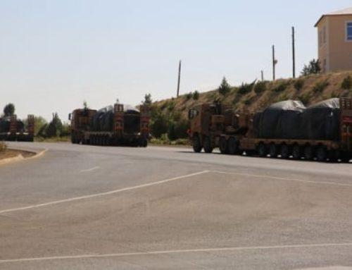 Նախիջեւանում ադրբեջանա-թուրքական զորավարժություններ են անցկացվում