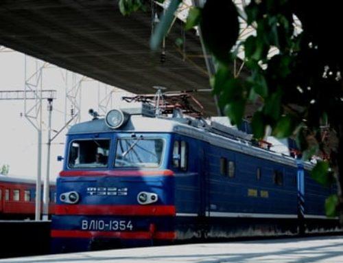 Սպանդարյանի մոտակայքում քարկոծել են բեռնատար գնացքը