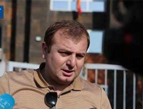 Արմեն Գևորգյանին Ստրասբուրգ մեկնելու թույլտվություն տալը մերժելու ակտը բողոքարկվել է Վերաքննիչում. Էրիկ Ալեքսանյան