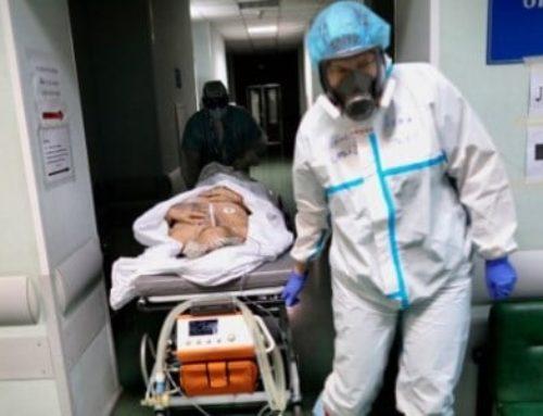 Ռուսաստանում վերջին օրվա ընթացքում գրանցվել է կորոնավիրուսից մահվան 820 դեպք