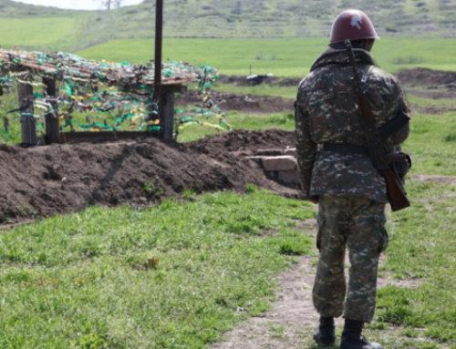 Ադրբեջանական զինուժն Արցախի արևմտյան հատվածում խախտել է հրադադարի պահպանման ռեժիմը. վիրավորվել է ՊԲ զինծառայող