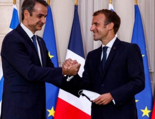 Ֆրանսիան եւ Հունաստանը հայտարարում են շուրջ 3 միլիարդ եվրոյի չափով պաշտպանական գործարք կնքելու մասին