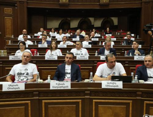 «Հայաստան» խմբակցությունը մուտքագրել է ՍԴ-ին ուղղված դիմում՝ վիճարկելով առողջապահության նախարարի՝ հոկտեմբերի 1-ից ուժի մեջ մտնող հրամանը, որով պատվաստումը վերածվում է պարտադրանքի. հայտարարություն