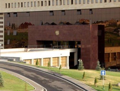 Միջոցառումներին Պնախարարի, ԳՇ պետի մասնակցության համար դիմումները ներկայացնել միջոցառումից առնվազն 10 օր առաջ. ՊՆ