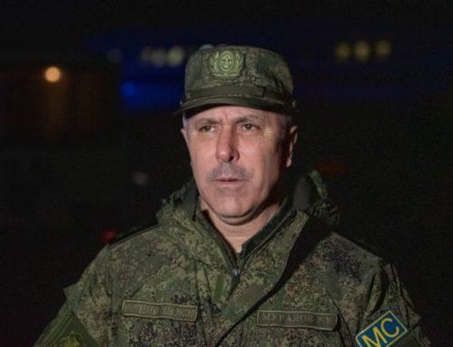 Ղարաբաղում կյանքը եռում է. Մուրադովը` ռուս խաղաղապահների գործունեության մասին