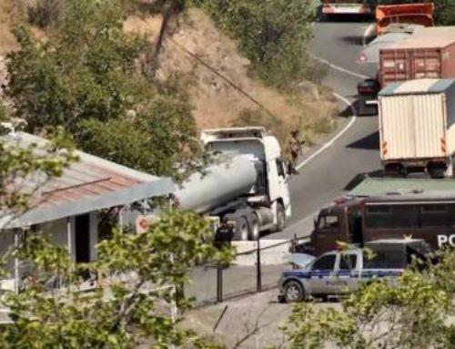 Գորիս-Կապան ճանապարհին ադրբեջանցիները հայկական բեռնատար են վնասել․ այն արժե 160 հազար եվրո