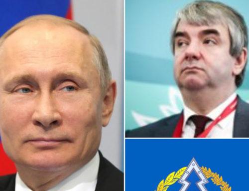 Պուտինը ՀԱՊԿ-ում ՌԴ մշտական լիազոր ներկայացուցիչ է նշանակել Միքայել Աղասանդյանին