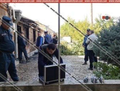 Դալար գյուղում սպանություն կատարողի տունը հրկիզելու մեջ կասկածվողը ձերբակալվել է