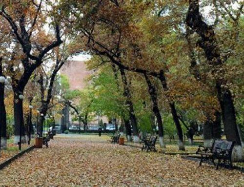 Օդի ջերմաստիճանը հոկտեմբերի 22-23-ը գիշերը կնվազի 2-4 աստիճանով