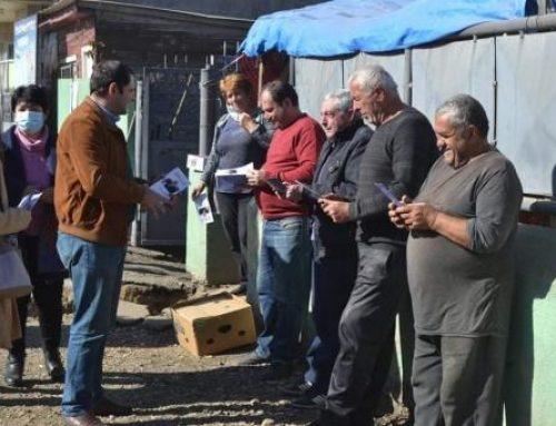 Ստեփանավանի քաղաքապետի հետ մեր աշխատանքը խիստ հաջողված է. Պապիկյանը մարզում է