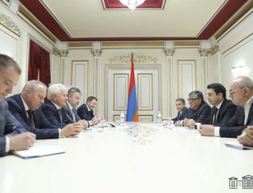 Քննարկվել են ՀՀ և ՌԴ օրենսդիրների գործունեության տարածաշրջանային առաջնահերթությունները