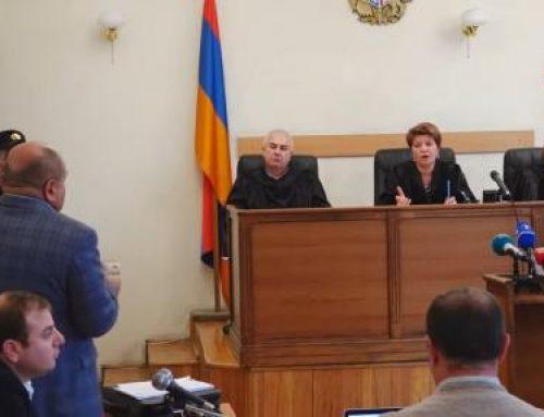 Ռոբերտ Քոչարյանի պաշտպանը բացարկ է հայտնել դատավոր Նարինե Հովակիմյանին