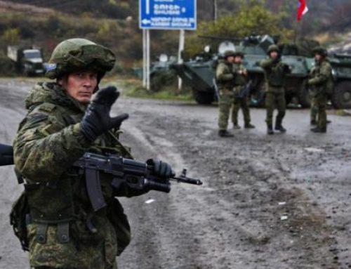 ՌԴ-ից ինքնաթիռներով 10 տոննա հումանիտար բեռ է հասցվել Երևան ԼՂ տեղափոխելու համար