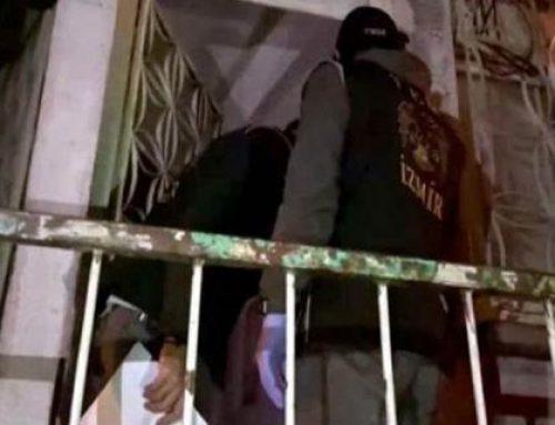 Իզմիրում ձերբակալվել է քրդամետ «Ժողովուրդների դեմոկրատական» կուսակցության երկու անդամ