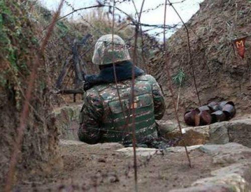 Հարավ գյուղի դիրքերի հատվածում ադրբեջանական զինված ուժերը մի քանի կրակոց են արձակել. Արցախի ՄԻՊ