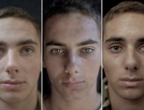 Զինվորները մինչ պատերազմը, պատերազմի ժամանակ և դրանից հետո (29 լուսանկար)