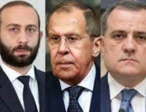 Մինսկում տեղի է ունեցել ՀՀ, ՌԴ և Ադրբեջանի ԱԳ նախարարների եռակողմ հանդիպում